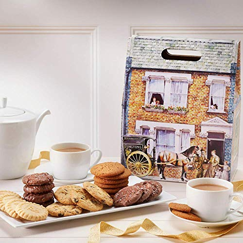Ringtons Victorian House Biscuit Hamper – Online Exclusive