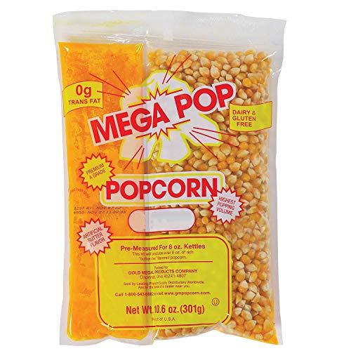 Mega-pop Popcorn Kit - 10.6 Oz. - 24 Ct. ()