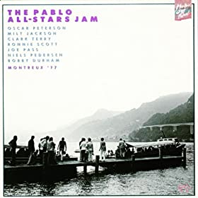 The Pablo All-Stars Jam - Montreux '77