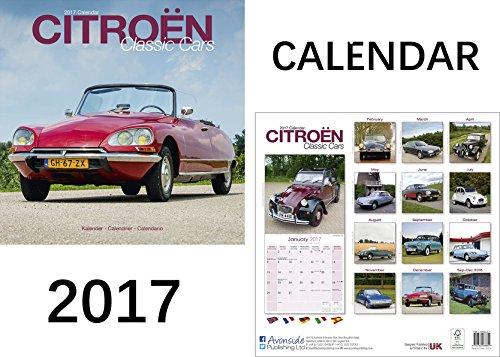 citroen-classic-cars-calendar-2017