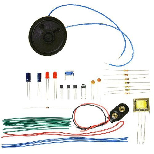 Elenco Basic Electronic Experiments (Elenco Electronics Trainer compare prices)