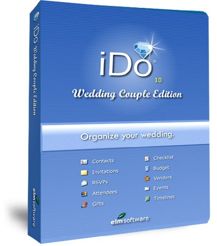 Price comparison product image IDo Wedding Couple Edition: Wedding Planning Software for Brides and Grooms