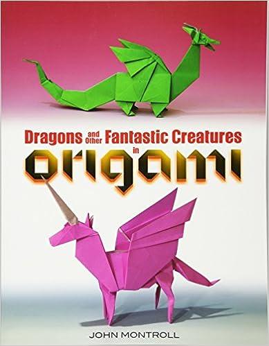 dragons-origami