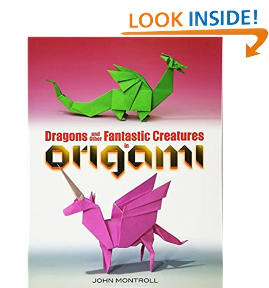 Origami Dragon Amazon