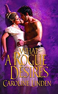 What A Rogue Desires (The Reece Family Trilogy Book 2)