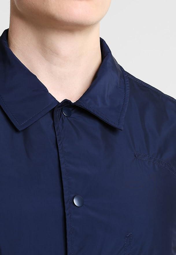 Pier One - Chaqueta - Chaqueta Guateada - para Hombre Azul Oscuro ...