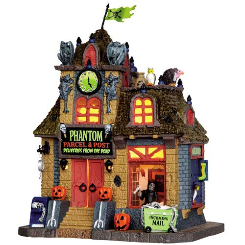 Lemax Spooky Town Phantom Parcel & Post # 45667 -