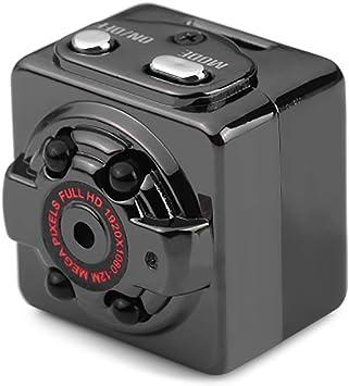 Opinión sobre YEXIN Cámara Oculta con cámara espía 1080P Mini cámara inalámbrica de Seguridad con visión Nocturna, grabadora de Video para niñera/ama de Llaves, para el hogar, automóviles, Aviones no tripulados,