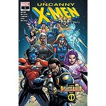Uncanny X-Men (2018-) #1: Director's Edition