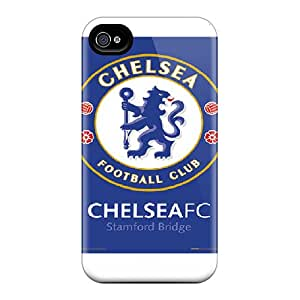 High-quality Durable Protection Cases For Iphone 4/4s(chelsea Fc)