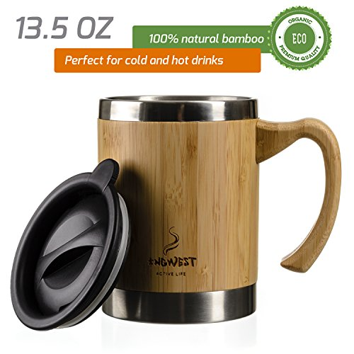 Beautiful Bamboo Mug