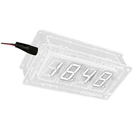 Gazechimp Reloj de Bricolaje Inteligente Digital Para Arduino Con Ftdi + Pdf