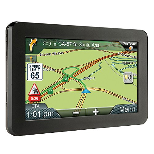 Magellan Roadmate 9612T-LM 7-Inch Touchscreen GPS Navigation System