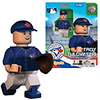 Troy Tulowitzki OYO MLB Toronto Blue Jays G4 Series 1 Mini Figure Limited Edition