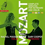 Complete Sonatas for Keyboard and Violin