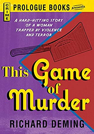 book cover of This Game of Murder