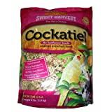 Kaylor-made Sweet Harvest Vitamin Enriched Cockatiel No Sunflower Seeds 4 Lb, My Pet Supplies