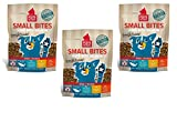 PLATO Dog Treats -Small Bites Salmon- 10.5 oz (3 Pack) For Sale