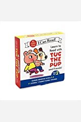 Learn to Read with Tug the Pup and Friends! Box Set 2: Levels Included: C-E (My Very First I Can Read) Paperback