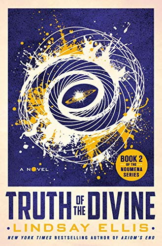 Book Cover: Truth of the Divine: A Novel
