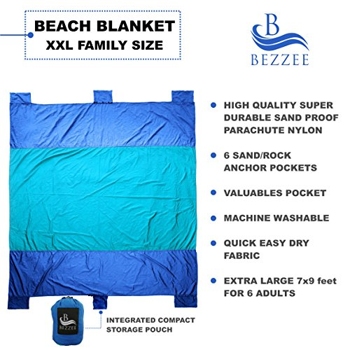 Family Beach Blanket