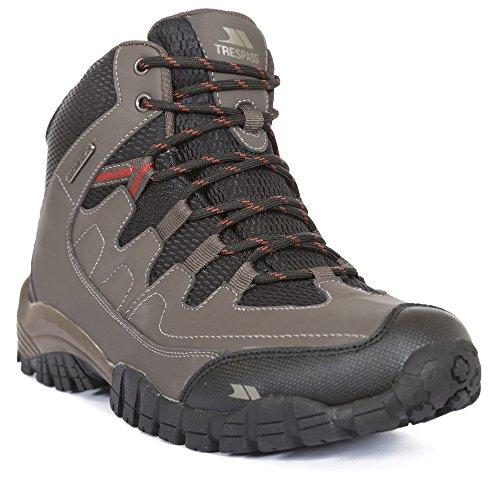 Finley café impermeables para caminar botas Trespass Mens 7w1qRR