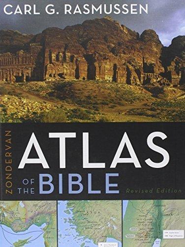 Zondervan Atlas of the Bible by Carl G. Rasmussen (2010-06-26)