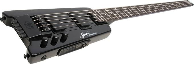Steinberger Spirit XT-25 Standard BK · Bajo eléctrico: Amazon.es: Instrumentos musicales