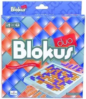 Winning Moves – Juego de Tablero – Blokus Duo: Amazon.es: Juguetes y juegos