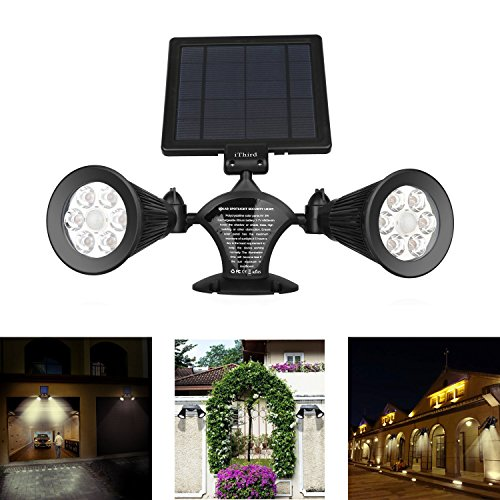 12 Led Solar Flood Light - 7