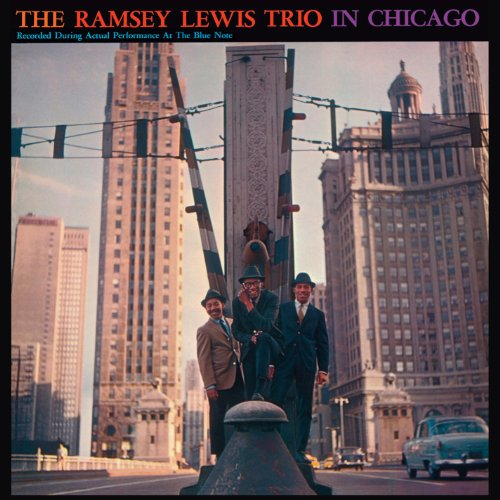 Trio Chicago Stretching Ramsey Lewis