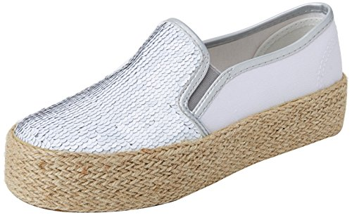 Beppi Women's Casual Fitness Shoes Silver (Silver Silver) 6z05vvNs