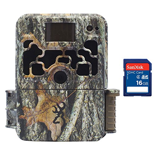 Browning Trail Cameras Dark Ops Elite 10MP Infrared Game Camera + 16GB SD Card