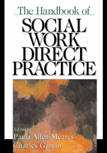 Handbook Of Social Work Direct Practice