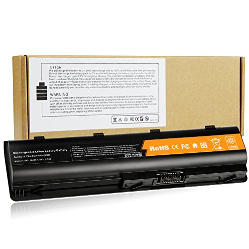 Fancy Buying New Spare Battery for HP 593553-001 593554-001 636631-001 593550-001 593562-001 586007-851 HSTNN-Q62C HSTNN-CBOW HSTNN-IB0N HSTNN-IB0X (1 battery)