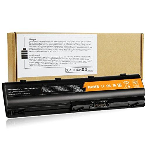 Battery for HP 593553-001 MU06 (Extended Performance Battery)