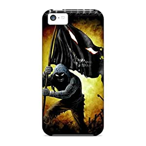 Anti-Scratch Hard Phone Covers For Apple Iphone 5c With Support Your Personal Customized High Resolution Disturbed Series Casesbest88