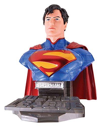 Justice Puzzle (Surreal Entertainment DC Comics The New 52! Justice League Superman 3D Puzzle)
