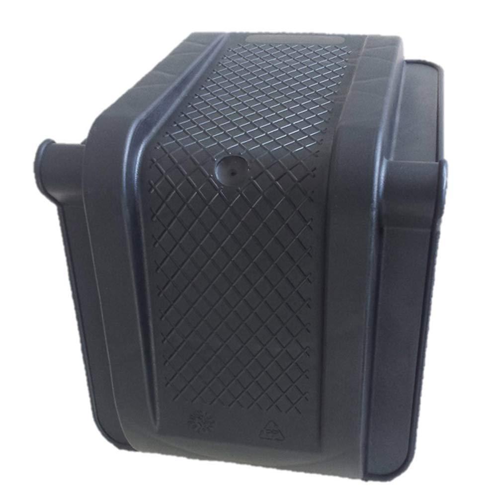 Kantenschutzecken 54 Stk.//VE Kantenschutz Linder KSE-JUMBO PP-Kantenschutzecken ohne Dorn f/ür Bandbreiten bis 70 mm Schwarz