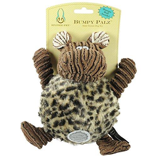 Hyper Pet Bumpy Palz Hippo with Squeaker, Large by Hyper Pet