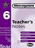 img - for New Star Science Yr6/P7: Micro -Organisms Teacher Notes (STAR SCIENCE NEW EDITION) book / textbook / text book