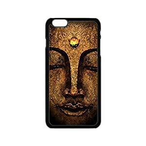 linJUN FENGGolden stone Buddha Cell Phone Case for Iphone 6