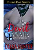 Book Cover for A Devil in Winter (Winter Studs)