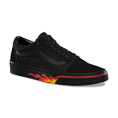 1f7e90c1d1 Amazon.com  Vans Old Skool Unisex Adults  Low-Top Trainers  Shoes
