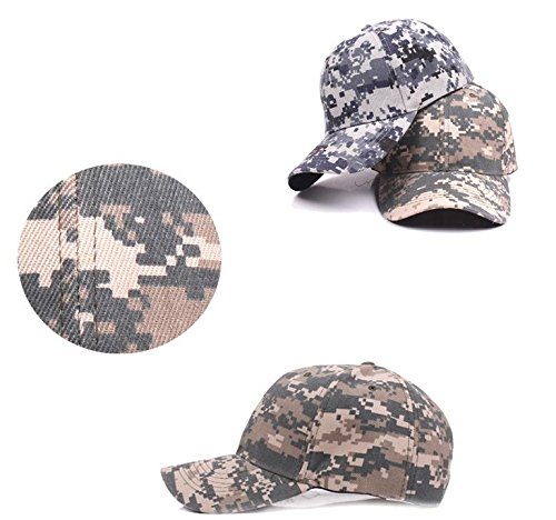 Green camuflaje Montañismo estilo 54 59CM gorra visera 1PCS al béisbol militar aire libre de Camouflage protección nikgic para Blue Camouflage sol xBwvRqxC