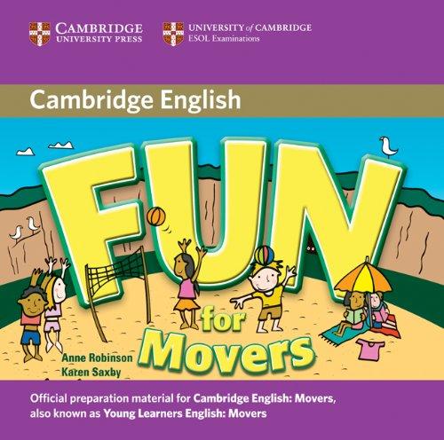 Fun for Movers Audio CD (Cambridge Books for Cambridge - Fun For Movers