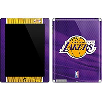 Image Unavailable. Image not available for. Color  Skinit Los Angeles Lakers  Home Jersey iPad 2 Skin - Officially Licensed NBA ... 35a251ef8