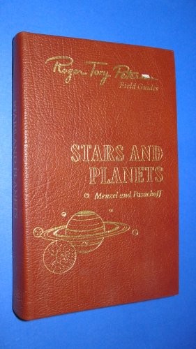 Roger Tory Peterson Field Guides - Stars and Planets (Easton Press 50th Anniversary Edition)