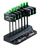 Bondhus 34745 Set of 7 Star Wingdriver Tools, sizes T6-T20