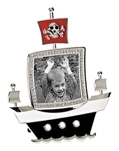 Roman Pirate Ship Photo Frame